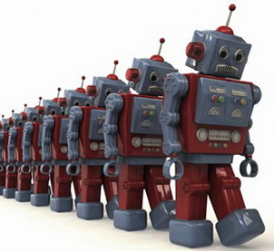 MarchingRobots The Big Data Business Potential for M2M Communications