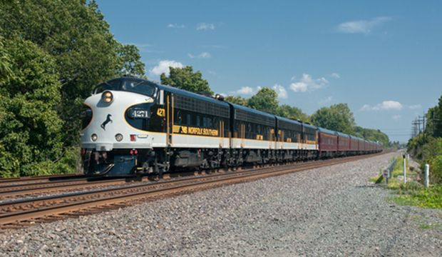Norfolk Southern Stays on Track With Mobile Applications