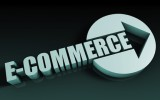 E-commerce arrow