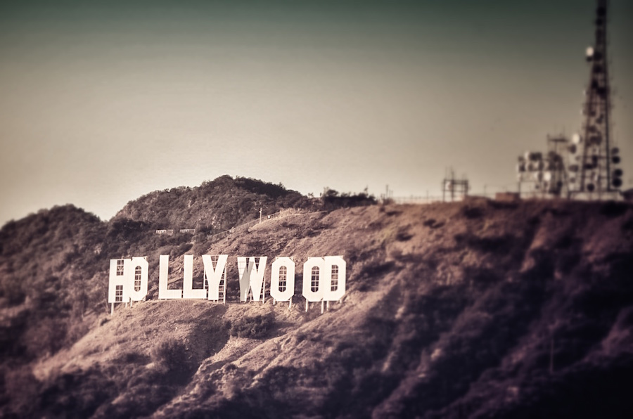 Photo of Hollywood sign in Los Angeles, CA