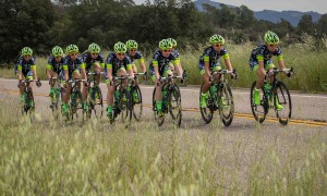 Data Analytics & Elite Cyclists Work in Tandem to Push Performance up a Gear