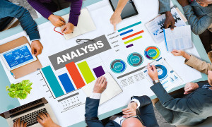 Analysis Analytics Bar graph Chart Data Information Concept