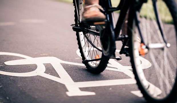 rsz bigstock city bicycle riding on bike pa 105394832 Visual Analytics is the Bicycle for Your Business Mind