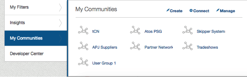 1 TIBCO's tibbr New External Communities Empower Greater Collaboration With Partners, Customers, and More—For Free