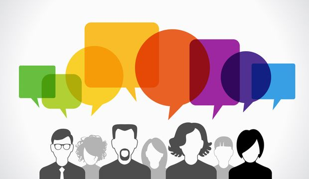 rsz bigstock icons of people with speech bu 79647685 TIBCO's tibbr New External Communities Empower Greater Collaboration With Partners, Customers, and More—For Free