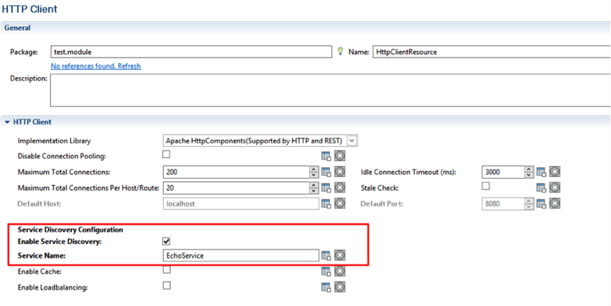 TIBCO BWCE Leveraging Consul for Service Discovery and Configuration