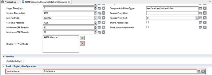 under service TIBCO BWCE Leveraging Consul for Service Discovery and Configuration Management