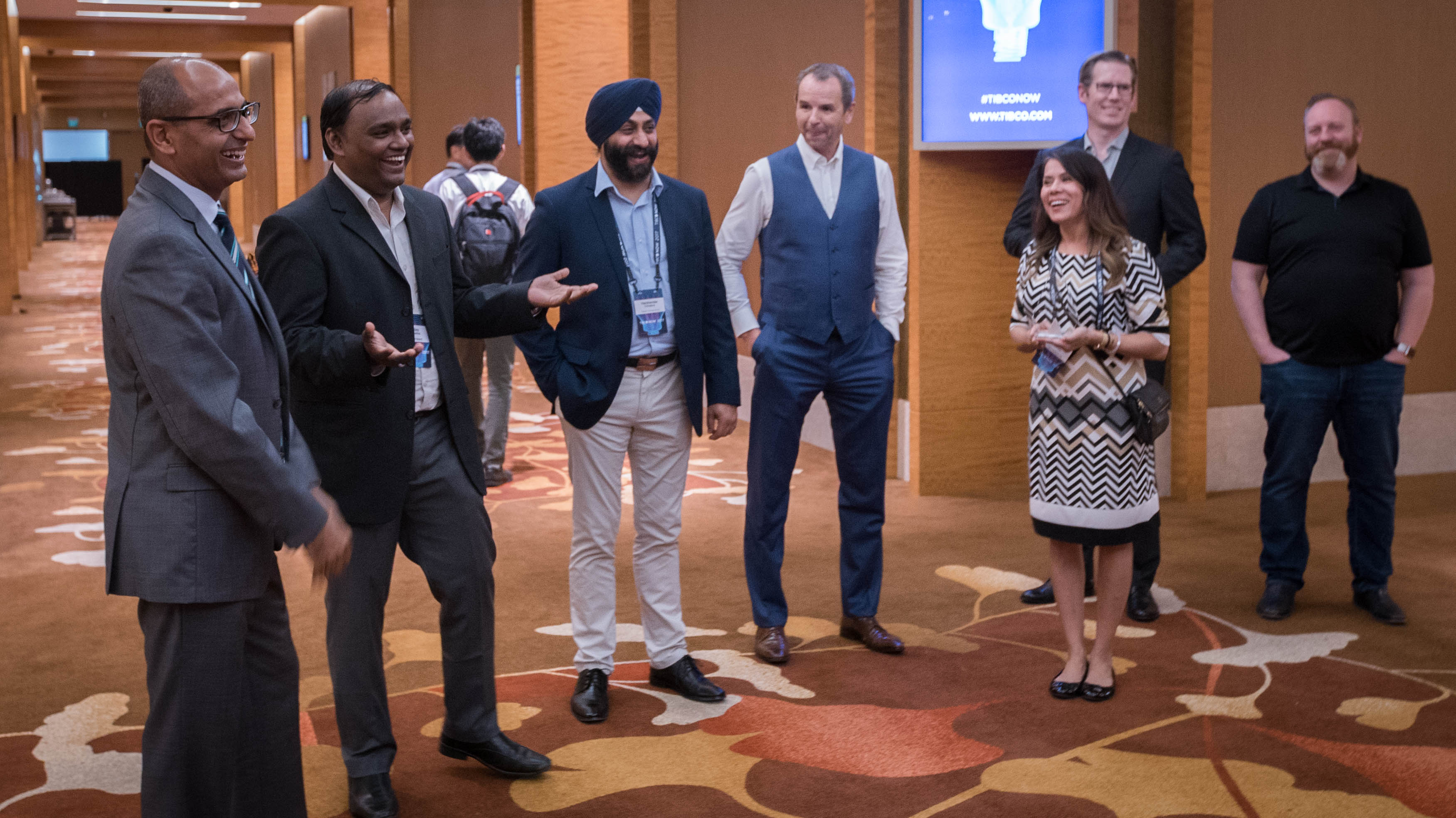 SIngapore TIBCO NOW Camera 2 4 TIBCO NOW Singapore—Event Roundup