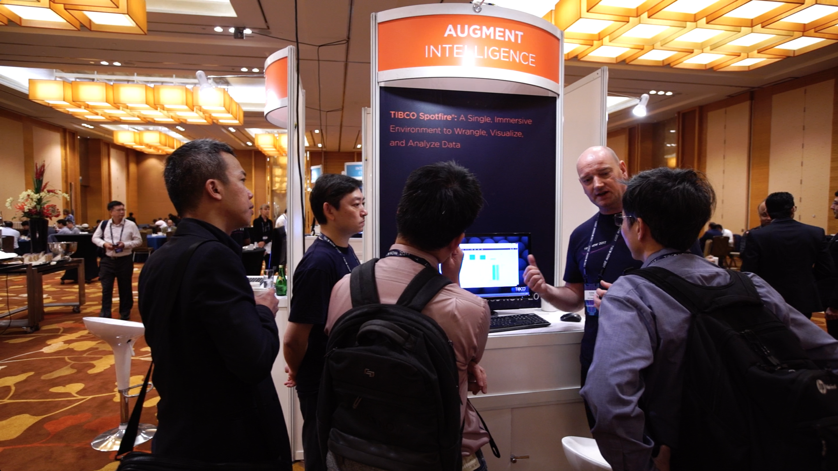 Show Case 2 TIBCO NOW Singapore—Event Roundup