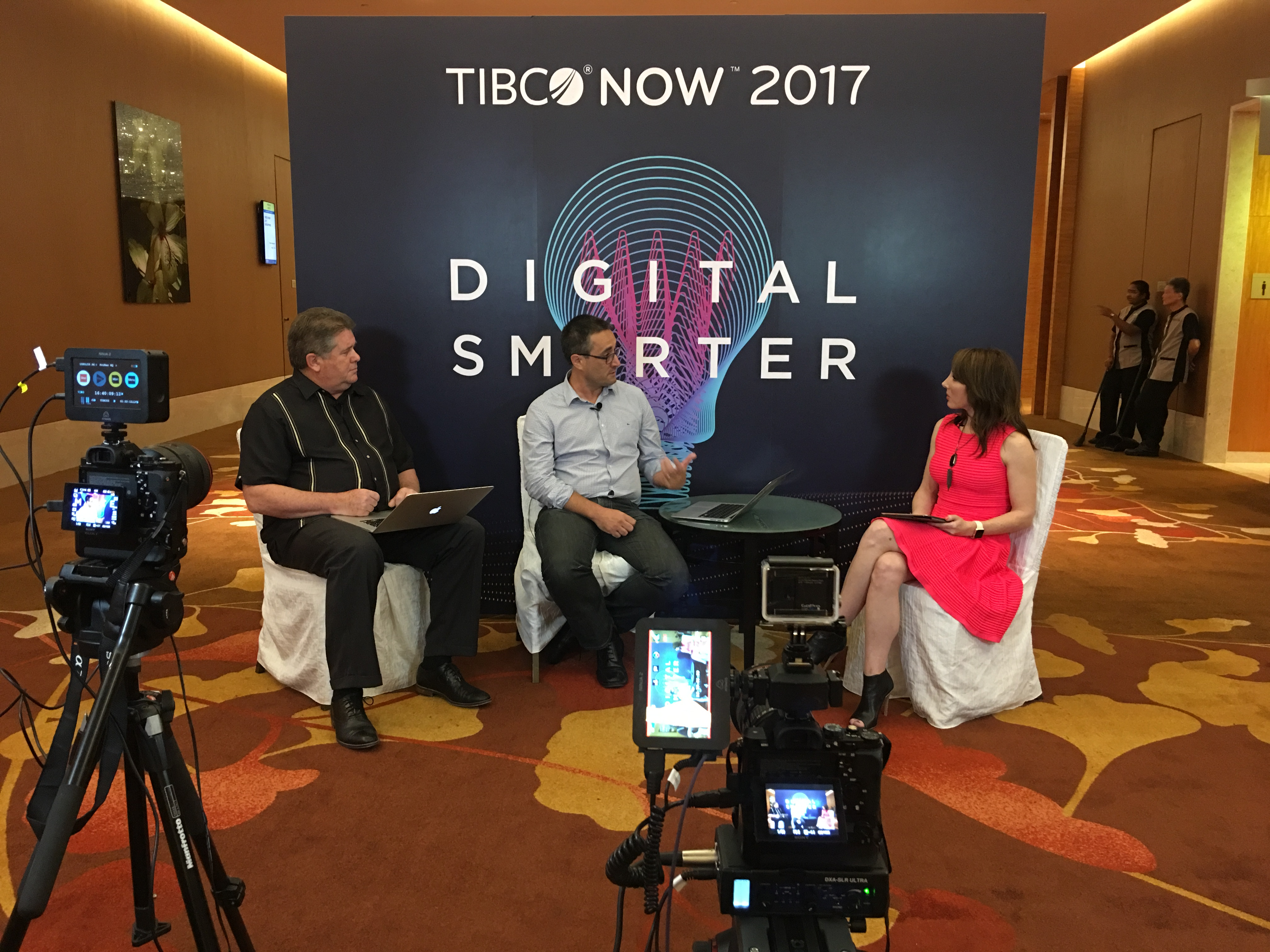 TIBCO NOW Singapore—Event Roundup