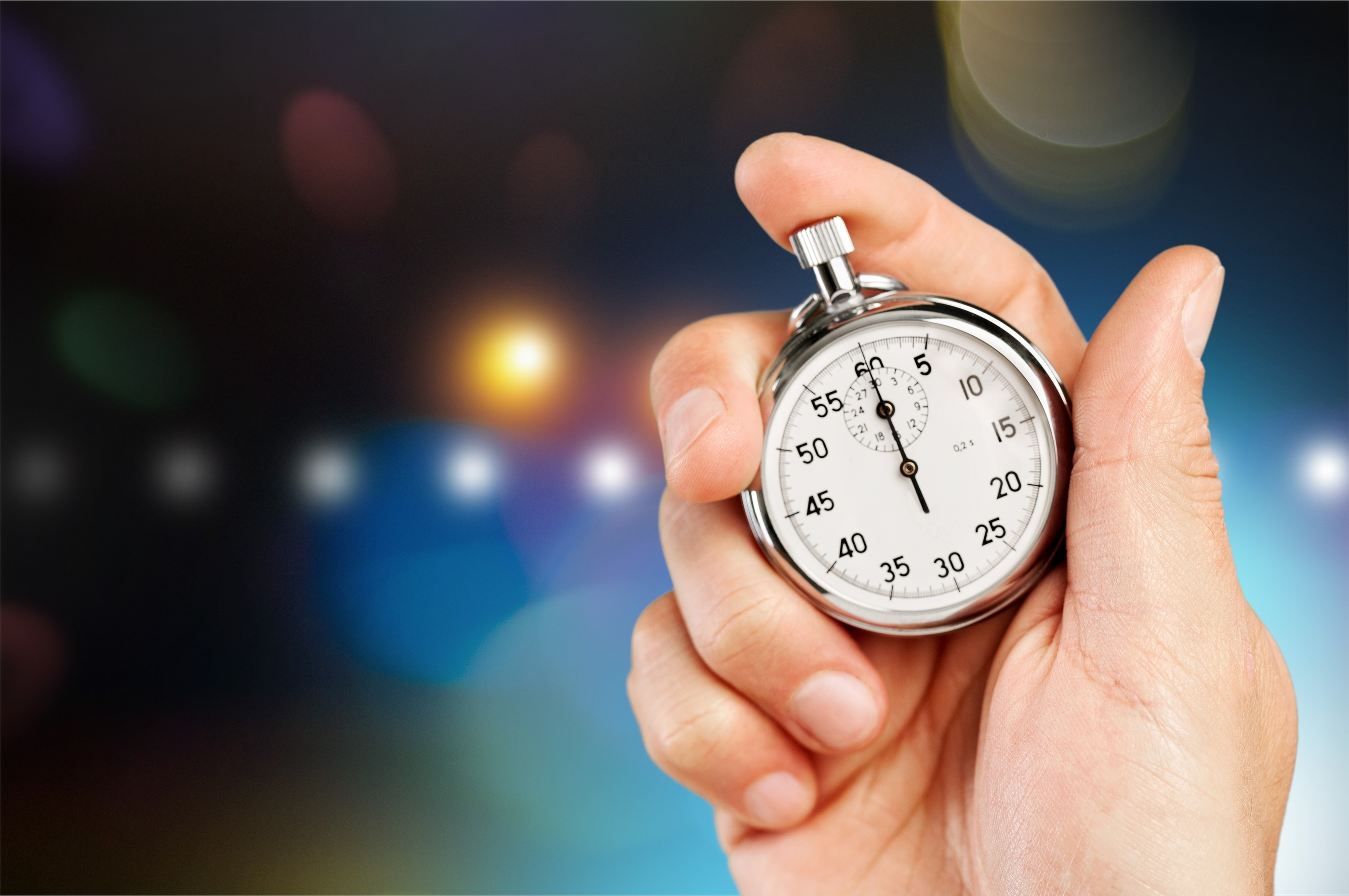 bigstock Time 110019650 When Every Second Counts