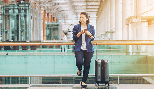 taveling Interconnect the Traveler's Journey to Provide a Relevant Customer Experience