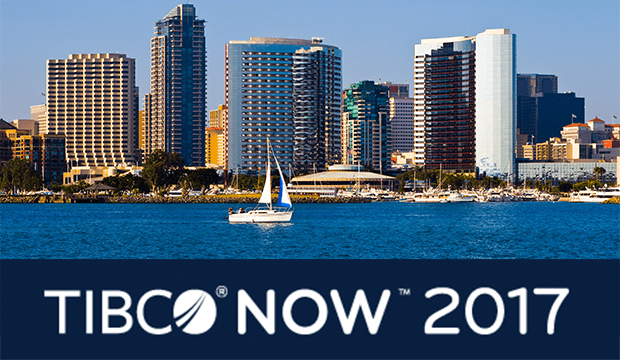 TIBCO Is Excited To Kickoff The Sold Out Final NOW Event Of 2017 Held At Hilton San Diego Bayfront Through October 26 Brings Together