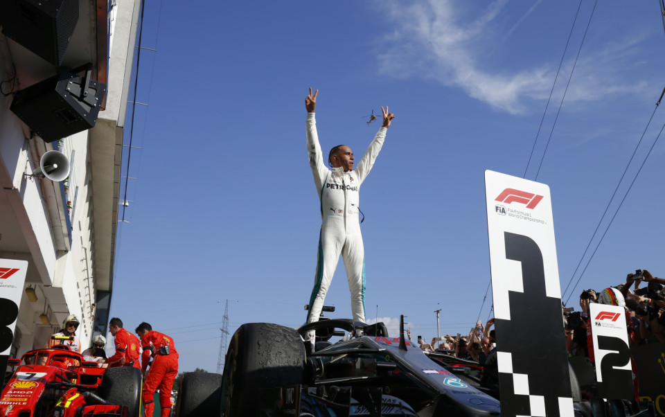 M167649 960x602 F1 Race Recap: Hamilton Wins a Heater in Hungary