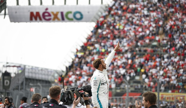 2018 Mexican  Grand Prix, Sunday - Wolfgang Wilhelm