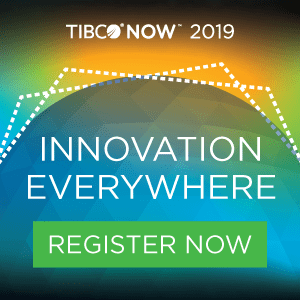Learn More about TIBCO NOW 2019
