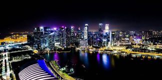 TIBCO NOW at Marina Bay Sands in Singapore