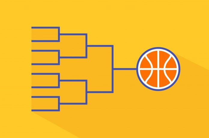 march madness 2019 696x461 Spotfire Lands TIBCO in the 99th Percentile for March Tournament Brackets