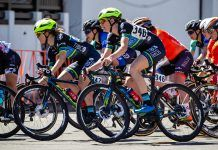 Team TIBCO Members Lex Albrecht (left) and Emily Newsom