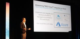 David Totten, Microsoft, Speaking at TIBCO NOW Chicago 2019