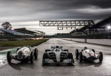 TIBCO Mercedes-AMG Petronas Motorsport Celebrates 125 Years of Racing