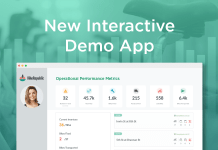 TIBCO Jaspersoft [INTERACTIVE DEMO APP]: Create Answer-Generating Apps