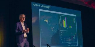 Michael O'Connell, Chief Analytics Officer, speaks at 2019 TIBCO Analytics Forum