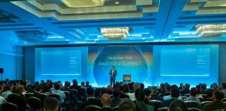 Jason Johns Partner Summit TIBCO NOW London 2019