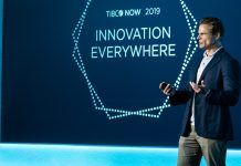 Nelson Petracek CTO TIBCO NOW 2019