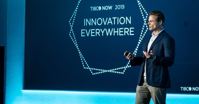 NelsonPetracekTIBCONOW e1571852616259 696x365 Your Comprehensive Guide to The 2019 TIBCO NOW Global Tour Product Announcements