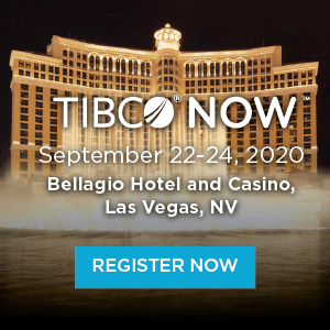 Learn More about TIBCO NOW 2020
