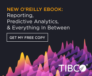 Learn more about the O'Reilly eBook on tibco.com