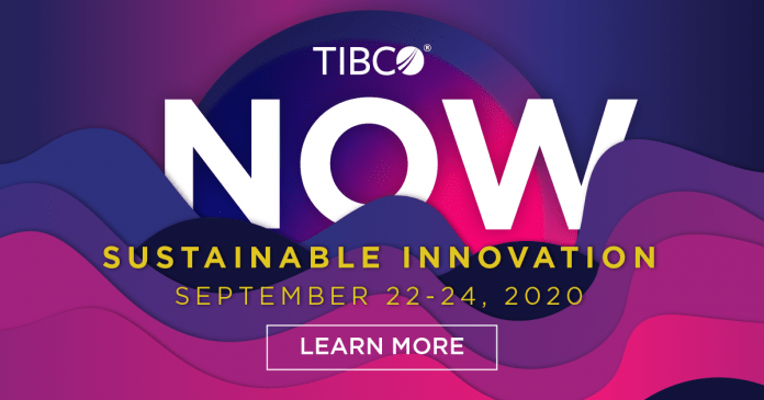 TIBCONOW2020 Blog 696x365 TIBCO NOW 2020: A New Era of Sustainable Innovation