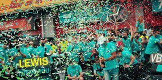TIBCO The Mercedes-AMG Petronas Formula One Team Wins Year After Year