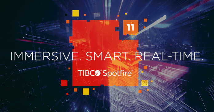 TIBCO Spotfire 11 Blog 1 696x365 Spotfire 11: Hyperconverged Analytics Unleashed