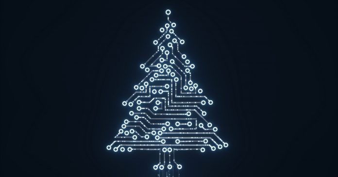 TIBCOSpotfire ChristmasTree scaled e1608573759606 696x365 Visualize 5 Cool Insights on Holiday Tree Trends Over Time