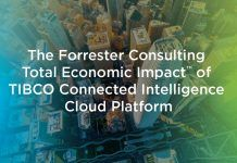 Forrester TEI of TIBCO Connected Intelligence Cloud