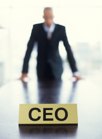 Scooped four top-level executives