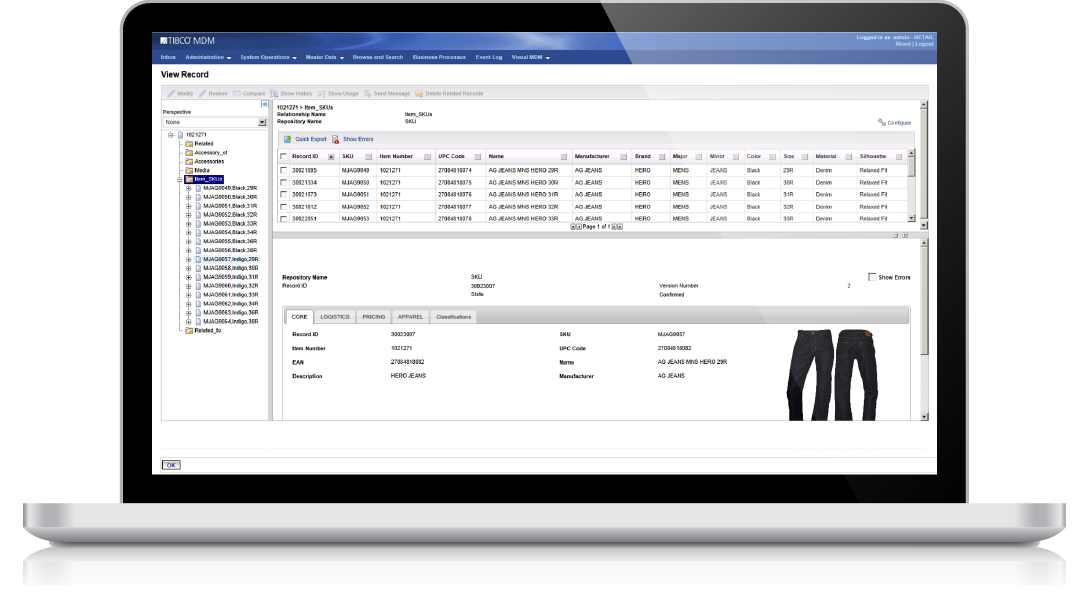 Optimize your supply chain with Master Data Management