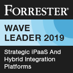 Forrester Wave Leader 2019 - Strategic iPaaS and Hybrid Integrations Platforms