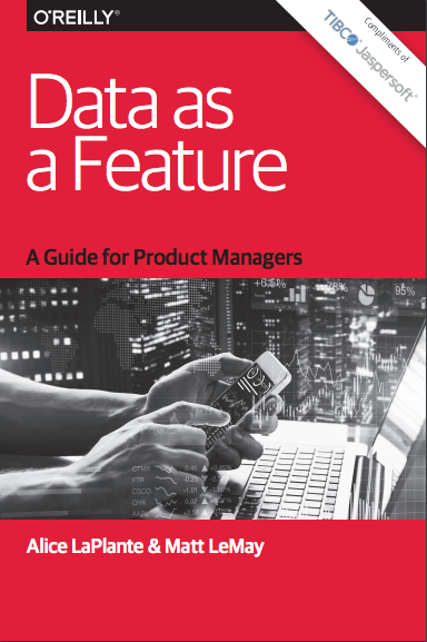 Data as a Feature O'Reilly eBook