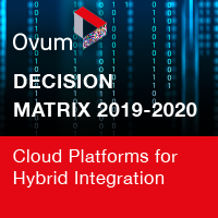 2019-2020 Ovum Decision Matrix