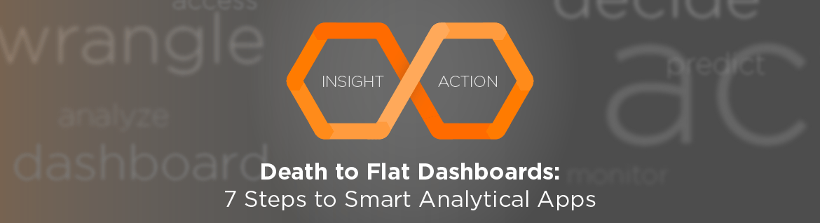 Death to Flat Dashboards (Basta con i cruscotti monotoni)