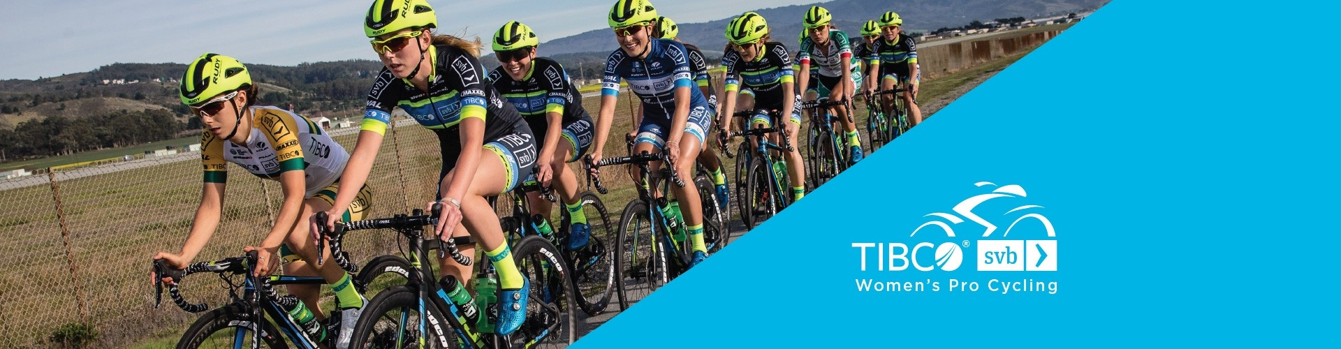 TIBCO Invitation:  Ride with the Pros!