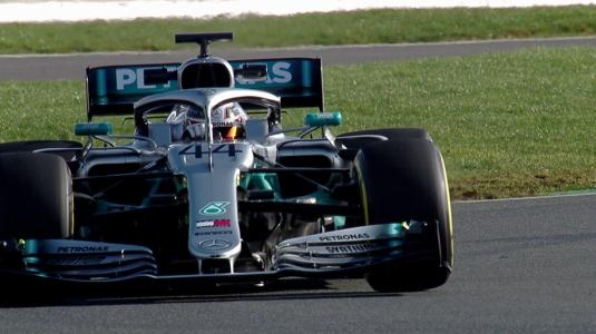 How Mercedes-AMG Petronas Motorsport Improves Performance with Analytics