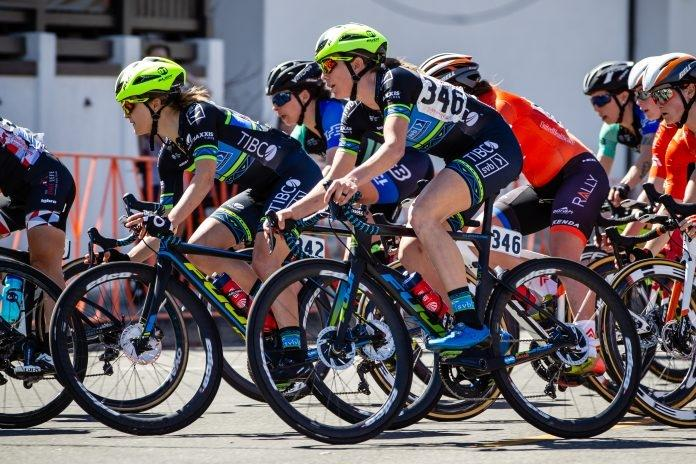 Talking Data with the Cyclists of Team TIBCO–SVB